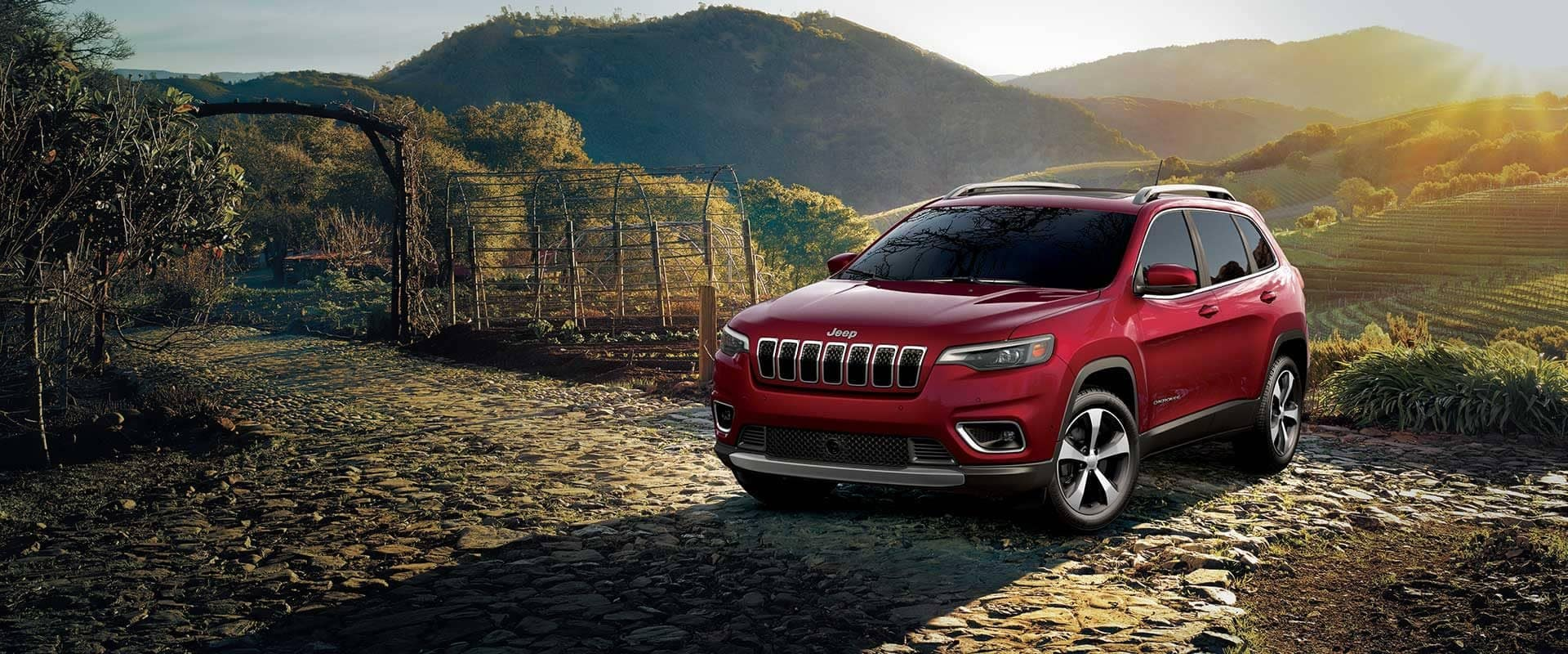 2019 Jeep Cherokee Previewed at Detroit Auto Show | Knight ...