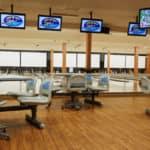 Golden Mile Entertainment bowling lanes