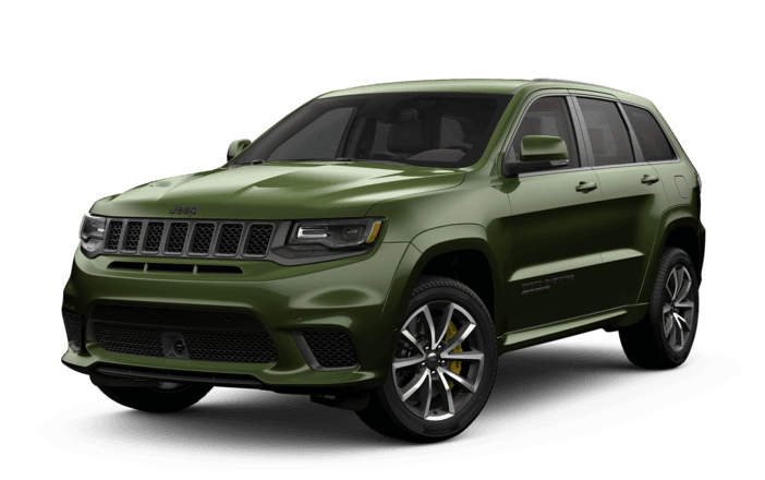 019 Jeep Grand Cherokee Green'