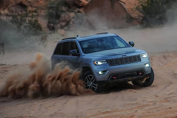 2019 Jeep Grand Cherokee Off Road
