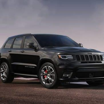 2019 Jeep Grand Cherokee On Track