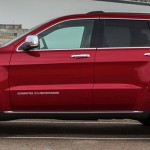 2015 Jeep Grand Cherokee Specs