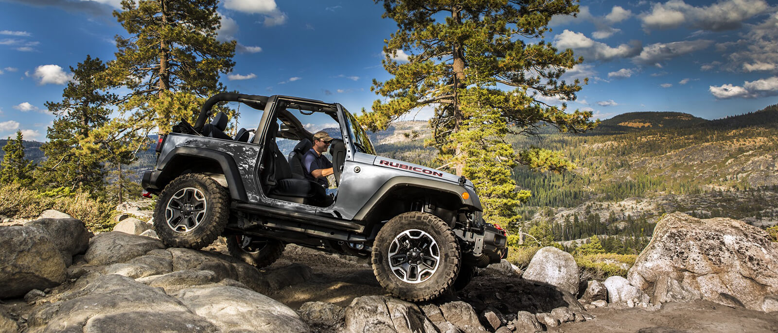 2017 Jeep Wrangler Offroad