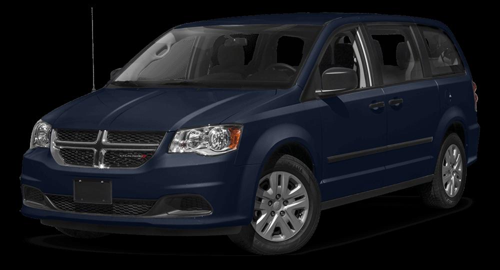 2017 Dodge Grand Caravan Blue