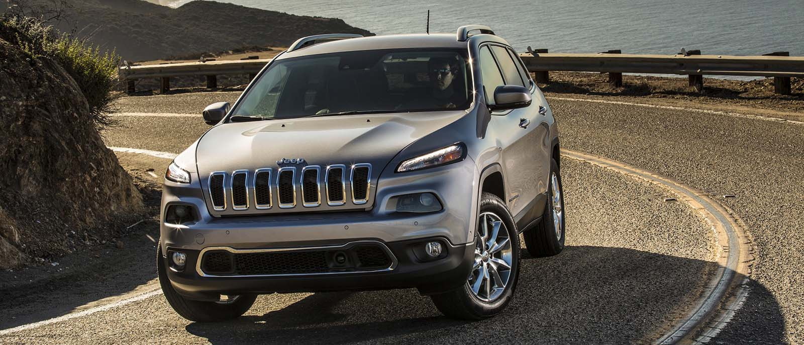 2017 Jeep Cherokee Grill