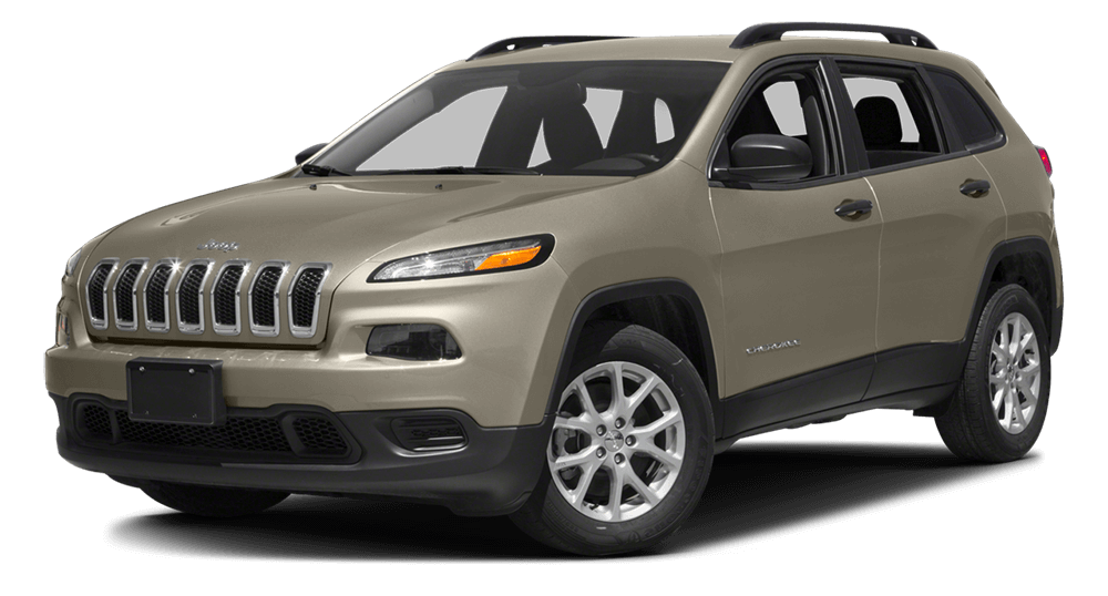 2017 Jeep Cherokee Tan