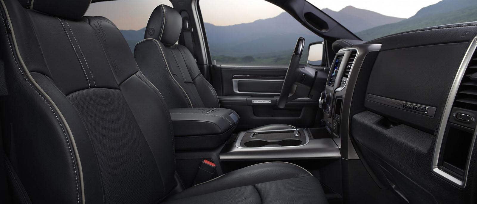 2017 Ram 1500 CA Interior