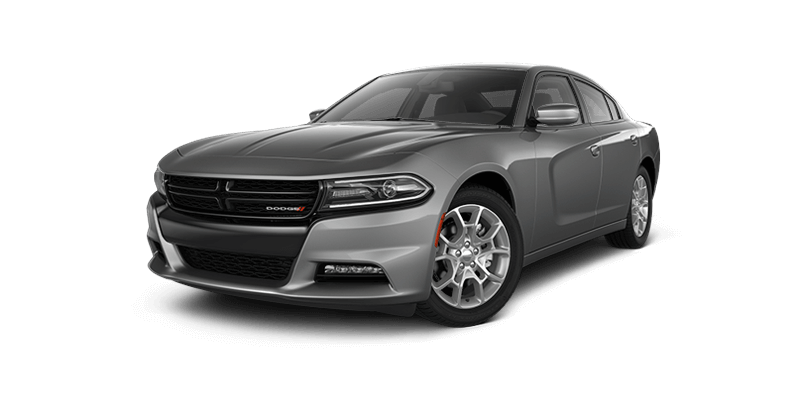 2016 Dodge Charger gray exterior
