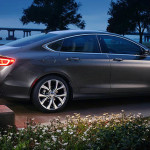 2016 Chrysler 200 night