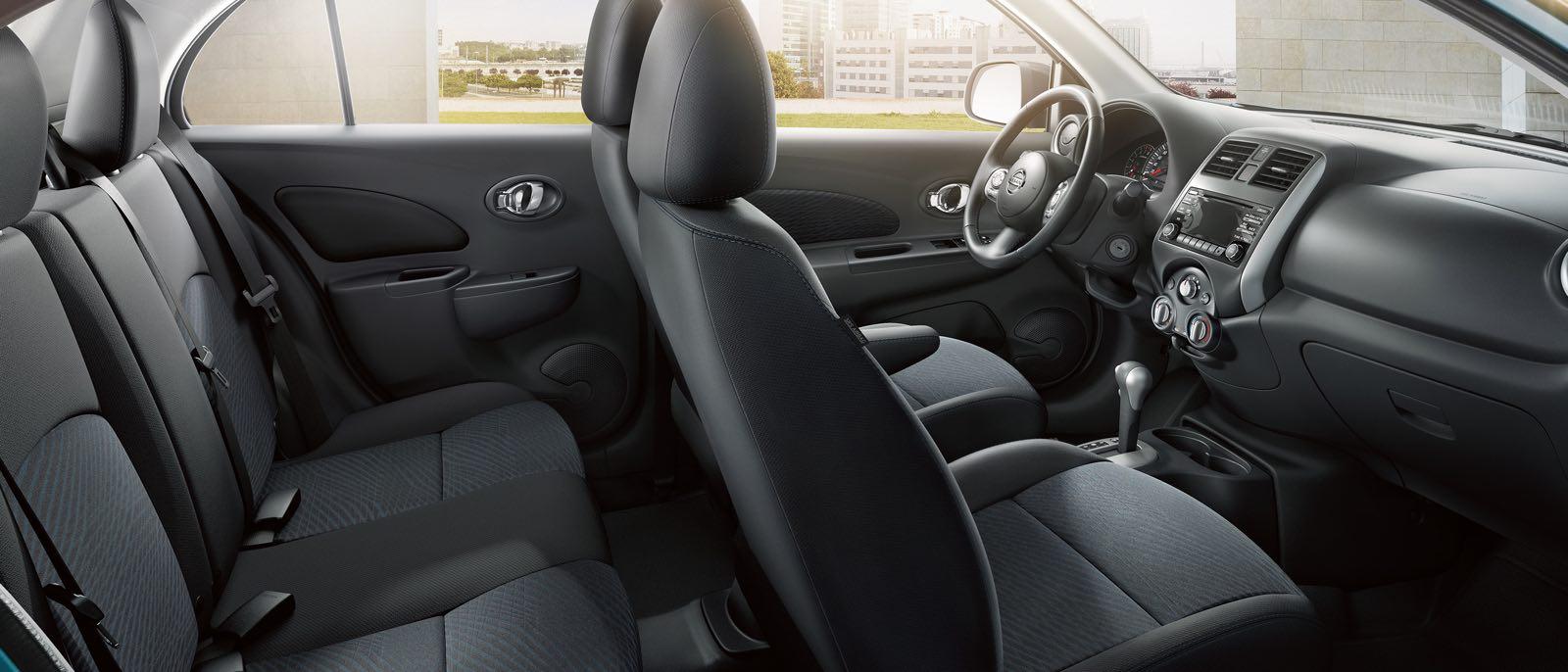 2015 Nissan Micra Slider