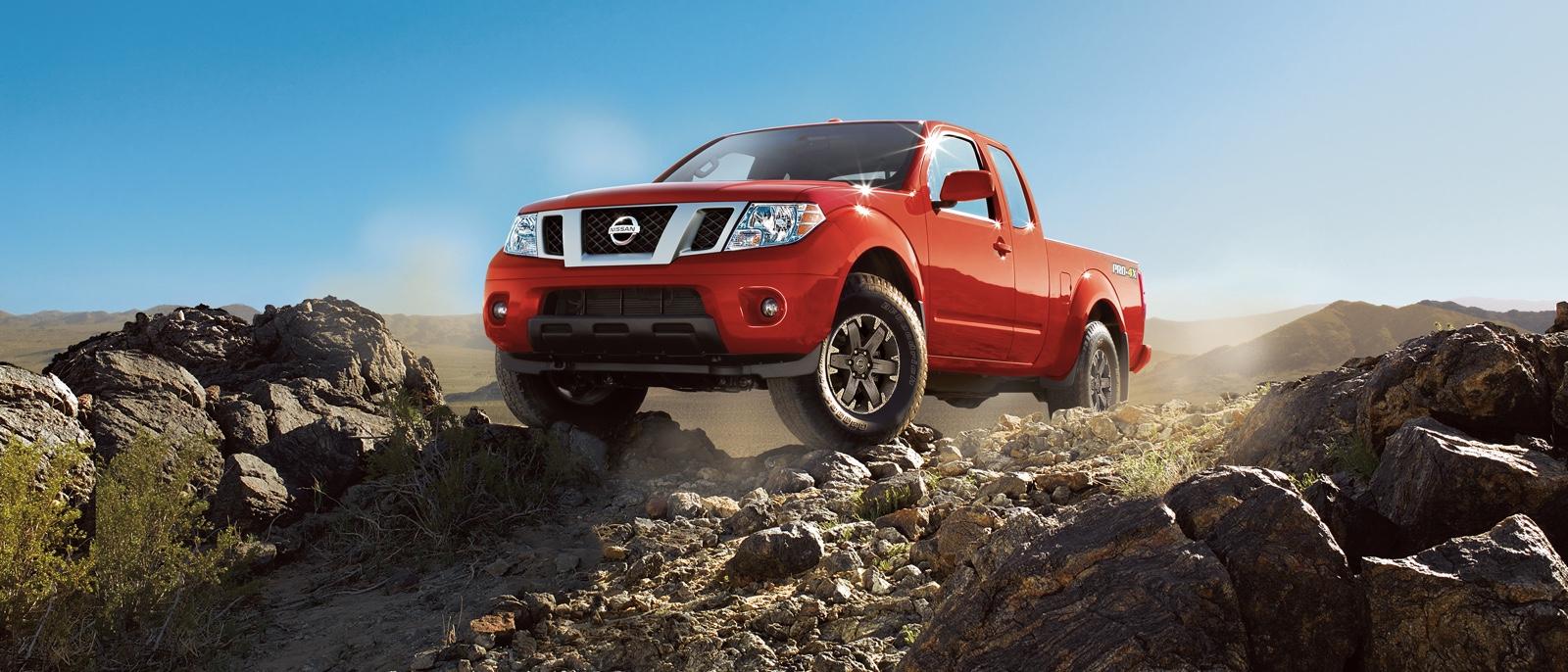 2015 Nissan Frontier Slider