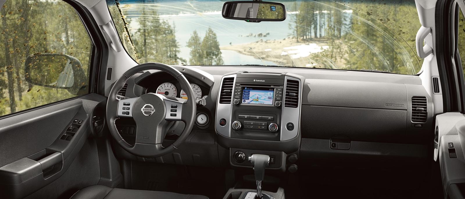 2015 Nissan Xterra Slider