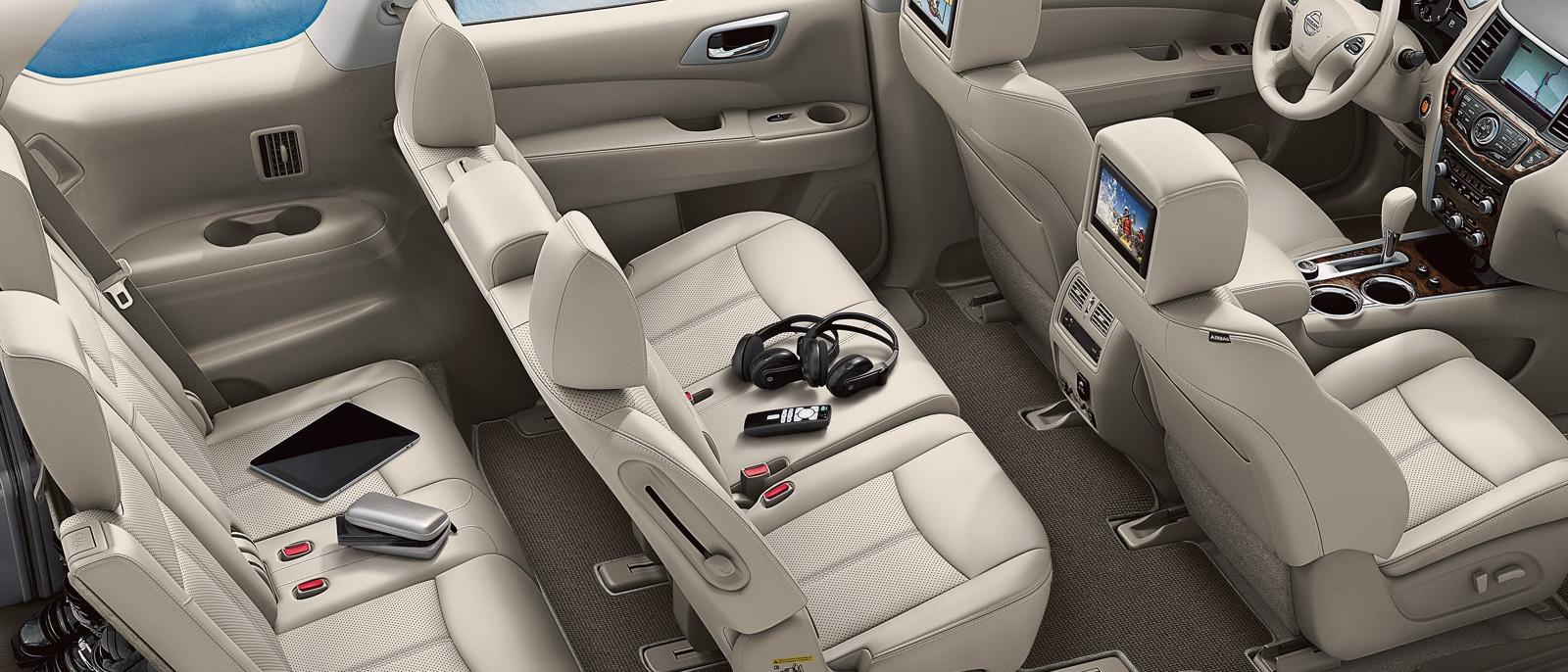 2015 Nissan Pathfinder Slider
