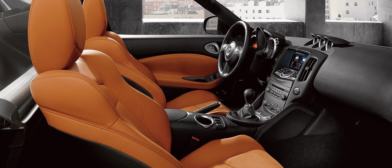 2016 Nissan 370Z Coupe Slider
