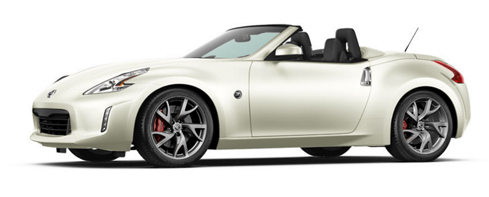 2017 Nissan 370Z Roadster light exterior