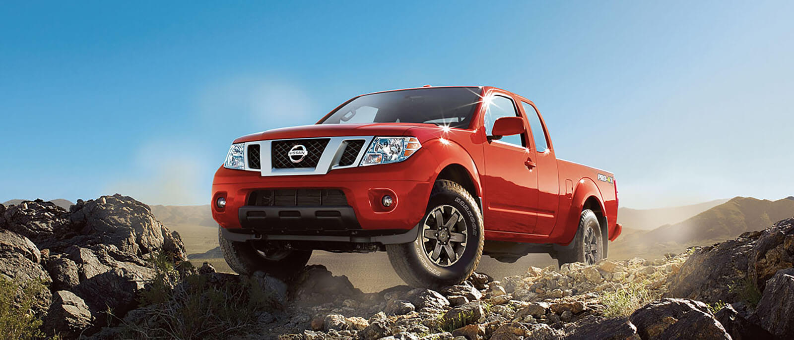2017 Nissan Frontier Offroad
