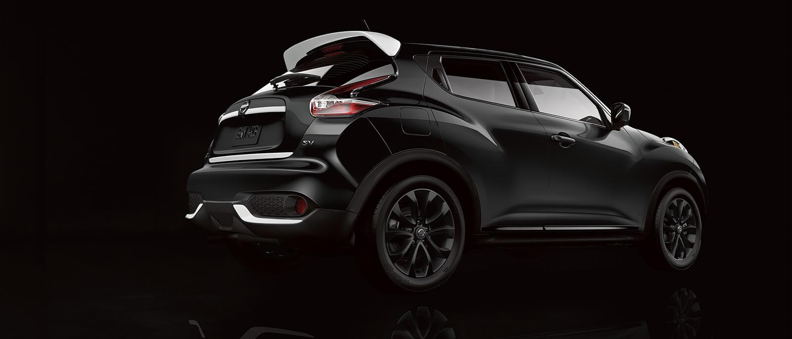 2017 Nissan Juke Black