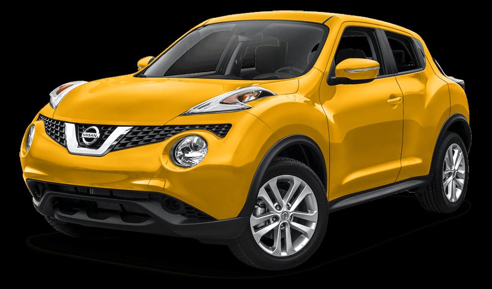 2017 Nissan Juke Yellow