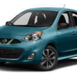 2016 Nissan Micra Teal