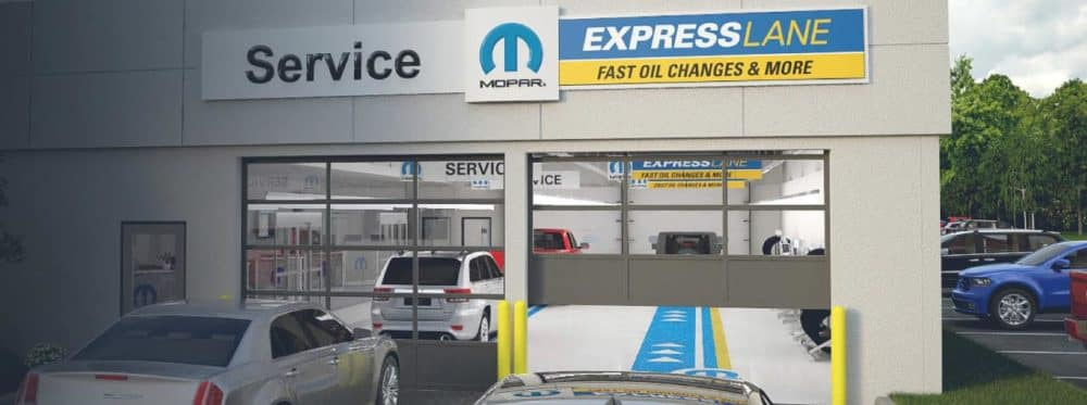 Mopar Maintenance Express