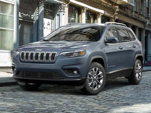 New 2021 Jeep Cherokee Latitude Lux 4X4