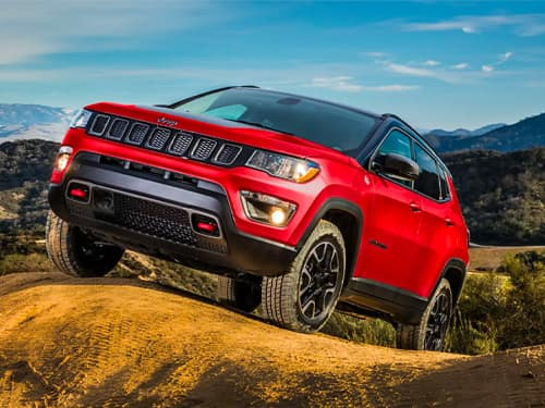 New 2021 Jeep Compass Limited 4x4