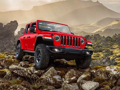 New 2021 Jeep Wrangler Unlimited Freedom 4X4