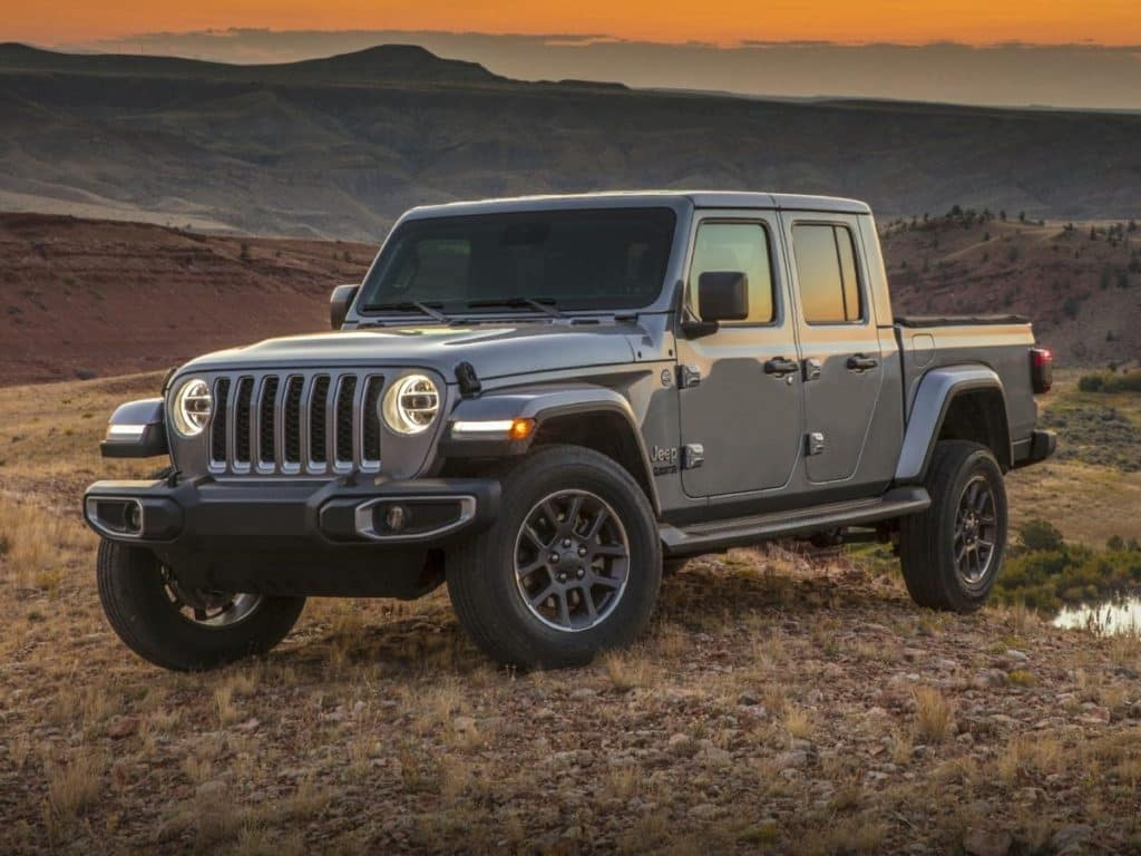 New 2021 Jeep Gladiator Sport  4X4