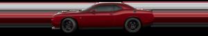 Dodge Challenger Red