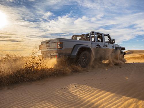 New 2021 Jeep Gladiator Sport Willys 4X4