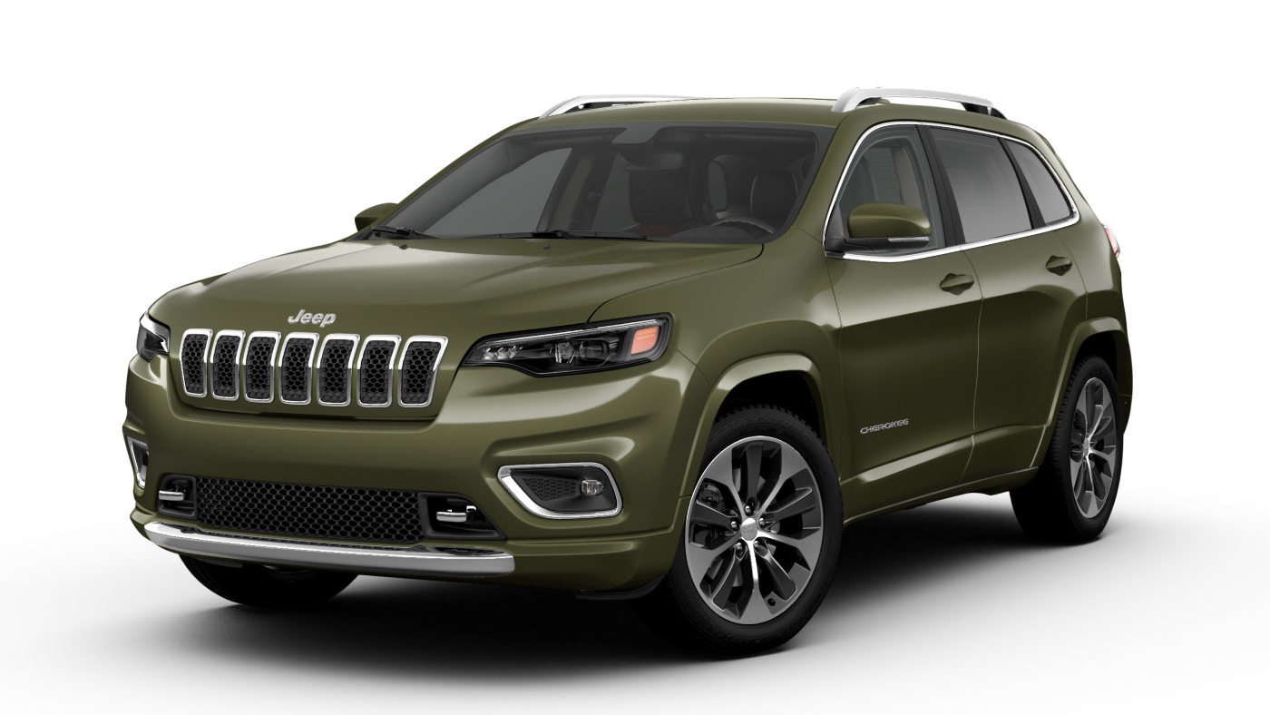 Test Drive The 2021 Jeep Cherokee Today!