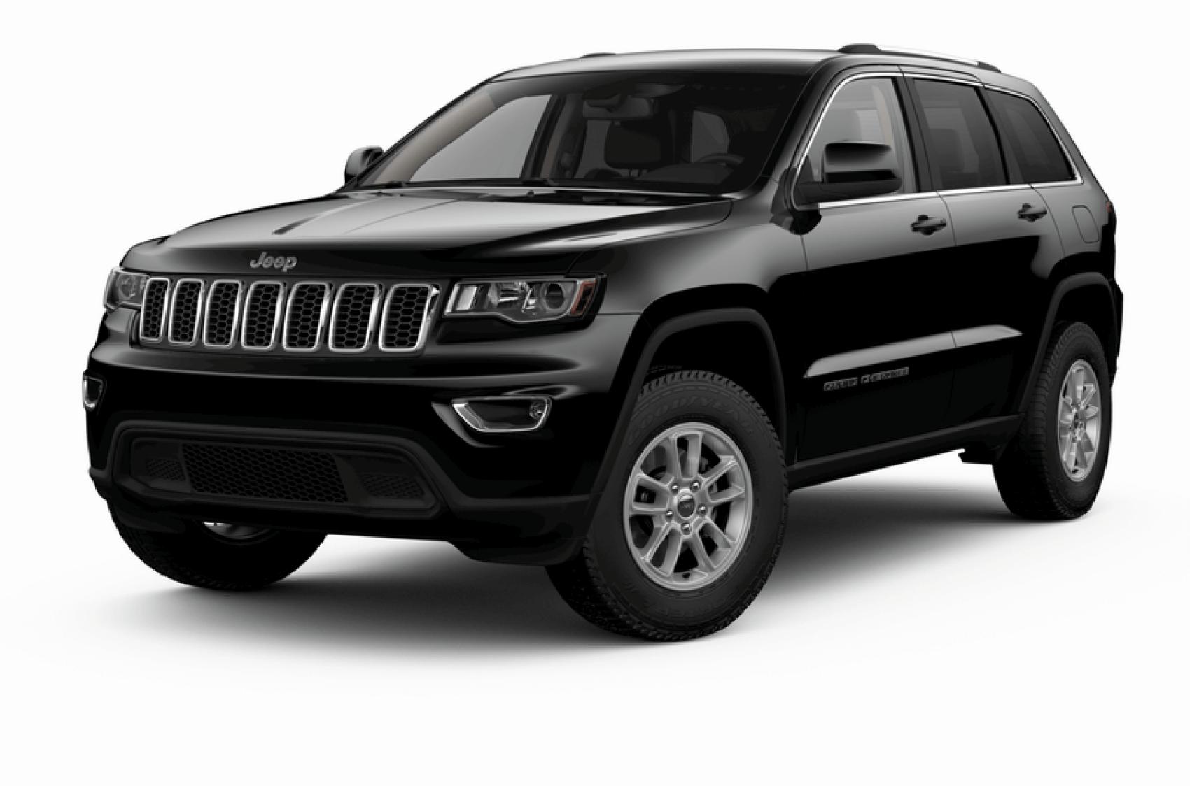 2021 Jeep Grand Cherokee Laredo E Black