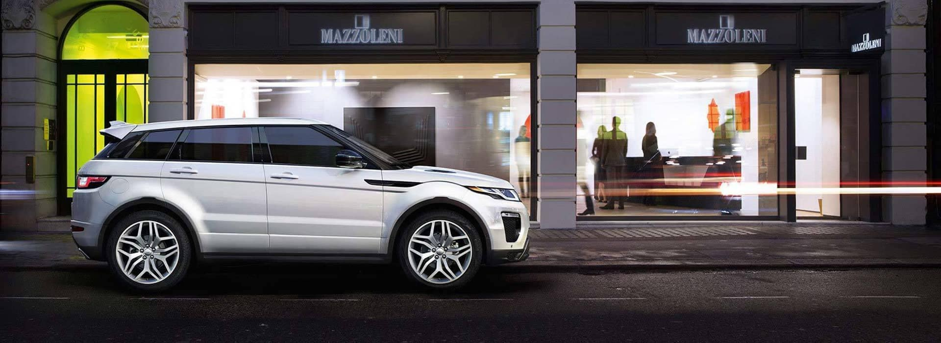 2019 Range Rover Evoque in White