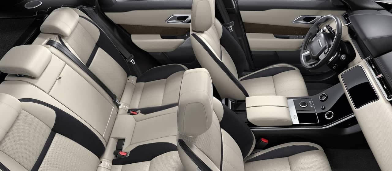 2019 Land Rover Range Rover Velar interior cabin