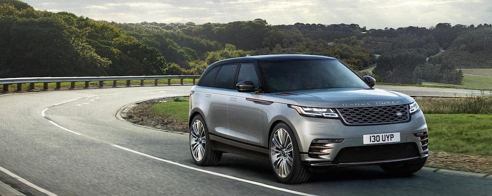 2019 Range Rover Velar in gray