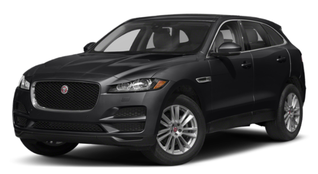 2019 Jaguar F-Pace Black