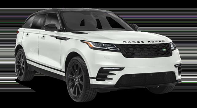 2019 Range Rover Velar White