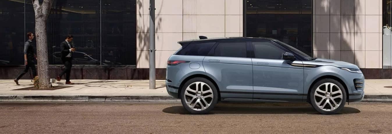 2020 Range Rover Evoque hero
