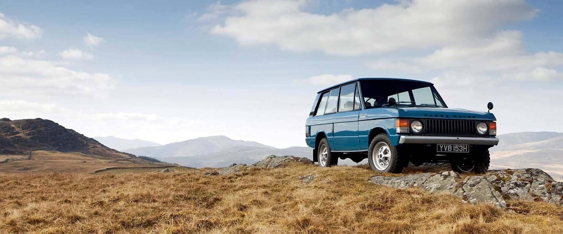 Land Rover Heritage Classic 1970 SUV