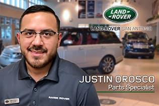 Justin Orosco