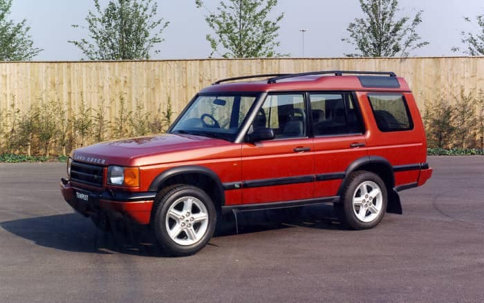 1998 Land Rover Heritage Discovery 2
