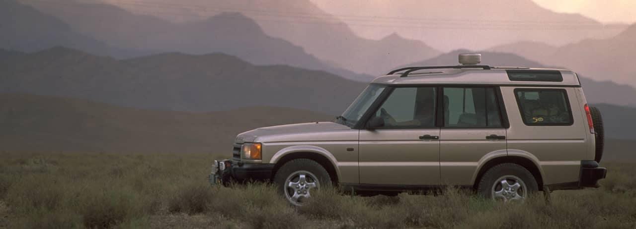 1998 LR Discovery II