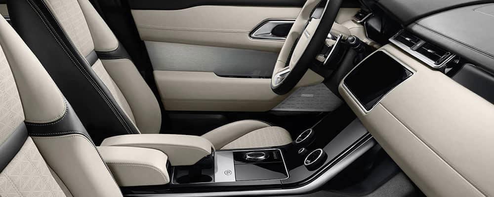 2020 Range Rover Velar Cabin Interior