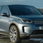 Pale Blue 2020 Land Rover Discovery Sport