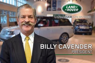 Billy Cavender