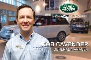 Rob Cavender
