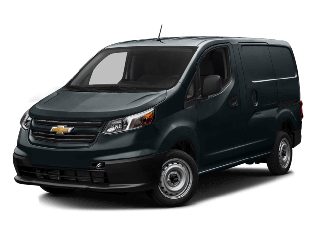2016 Chevrolet City Express Cargo Van 1