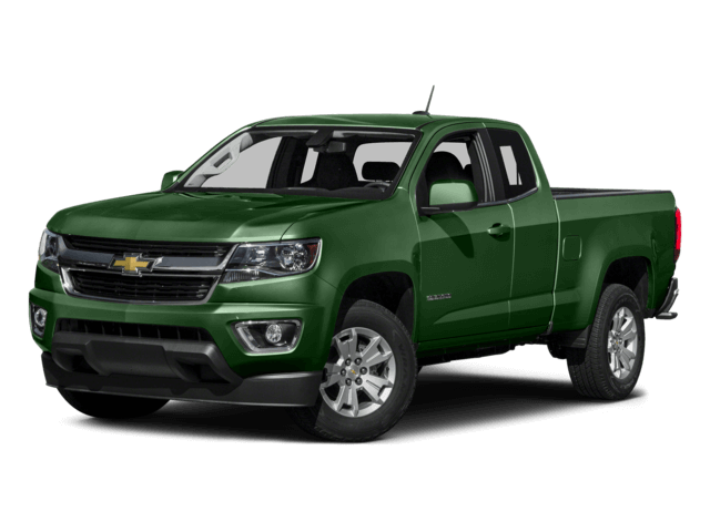2016 Chevrolet Colorado 1