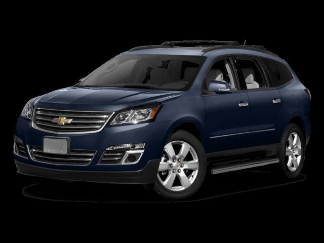 2016 Chevrolet Traverse FWD LTZ