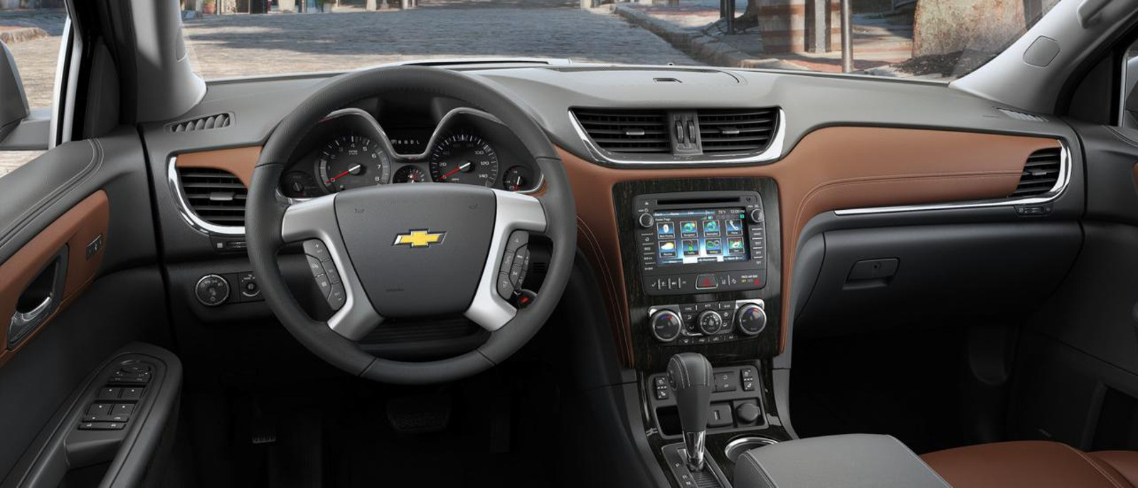 2017 Chevrolet Traverse Interior Dimensions ...